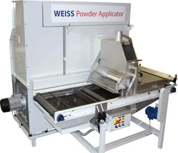 Weiss maskin teknik aps